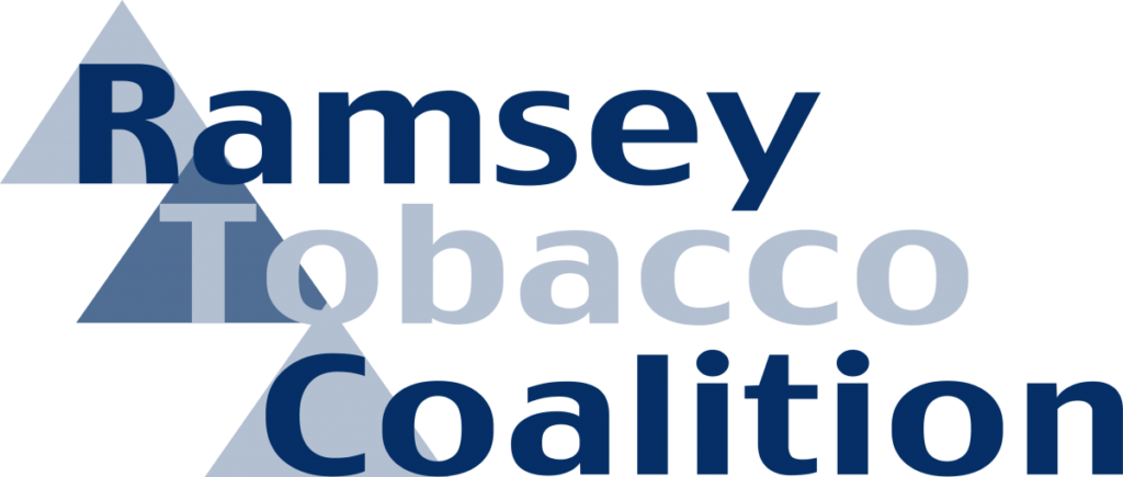 Ramsey Tobacco Coalition logo wide