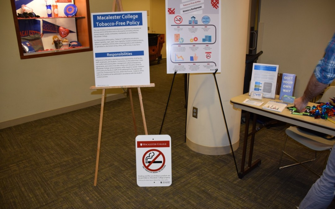 Macalester latest local college to go tobacco-free